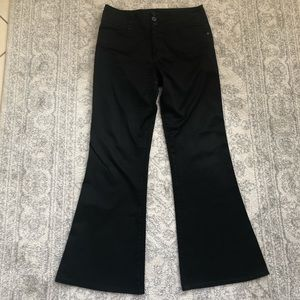 Sanctuary black flare pants